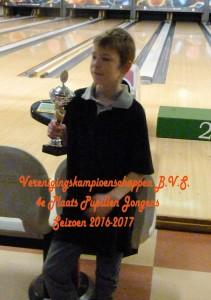 109 Damien Peters  4e plaats Pupillem Jongens P1060557 -1