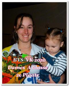 03 BVS VK 2020 2e dames A kl