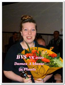 03 BVS VK 2020 3e dames A kl
