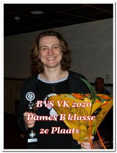 05 BVS VK 2020 2e pl dames B kl
