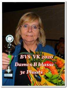 05 BVS VK 2020 3e pl dames B kl
