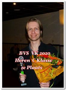 06 BVS VK 2020 1e pl heren C kl