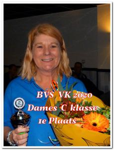 07 BVS VK 2020 1e pl dames C kl