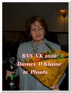 09 BVS VK 2020 1e pl dame D kl
