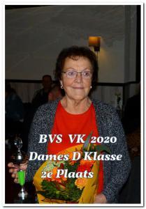 09 BVS VK 2020 2e pl dame D kl