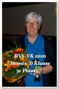 09 BVS VK 2020 3e pl dame D kl