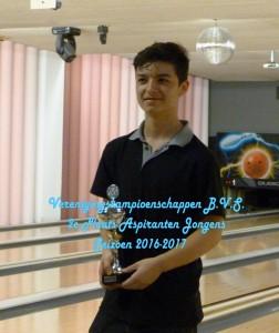 103 Sander Breel 2e plaats Aspiranten Jongens  P1060565